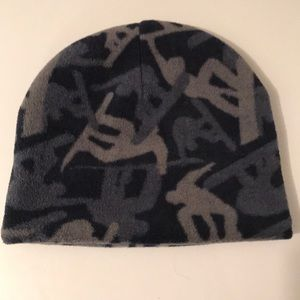 44d0fe453af Zumiez Accessories - Reversible striped camo beenie